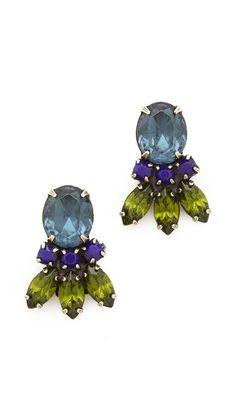 DANNIJO Joanie Earrings   SHOPBOP Save 20% with Code SPRINGEVENT