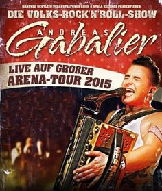 Andreas Gabalier & Band 12.11.2015 in FRANKFURT