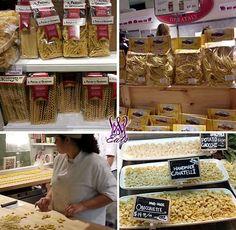 Eataly NY restaurant - Pasta