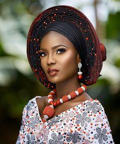 "6,425 Likes, 17 Comments - Africa's Top Wedding Website (@bellanaijaweddings) on Instagram: ""Black Melanin party❤❤ Photography: @princemeyson Makeup - @jideofstola Model - @onyinye_emeasoba…"""