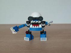 LEGO MIXELS KUFFS LEGO 41554 MCPD Mixels Series 7