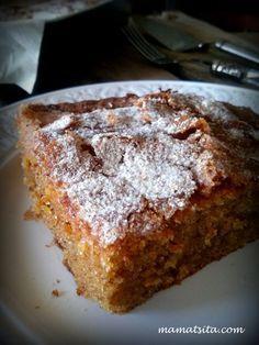 κέικ κολοκύθας Greek Desserts, Cookie Desserts, Vegan Desserts, Cookie Recipes, Dessert Recipes, Sweets Cake, Cupcake Cakes, Fruit Cakes, Cup Cakes