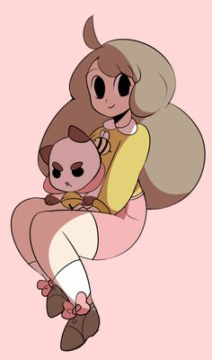 PuppyCat and Bee #CH