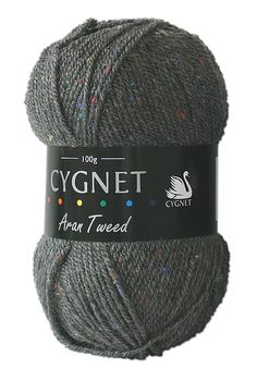 White 100/% Acrylic Aran Yarn//Knitting Wool 100g Cygnet C600//208