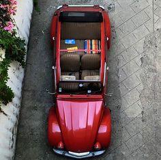 Classic Trucks, Classic Cars, 2cv6, Auto Retro, Beetle Car, Retro Baby, Sexy Cars, Automotive Design, Amazing Cars