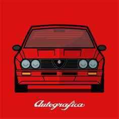 Alfa Romeo Alfasud Sprint 6C Group B 1983
