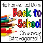 Enter Apologia giveaway to win #preschool books! Check out the giveaways every day over at HipHomeschoolMoms. com #homeschool