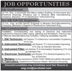 Instrument Commissioning Engineer Sample Resume Amusing Need Electrical Engineer In Ksa Visa Not There 16.04.2018 .
