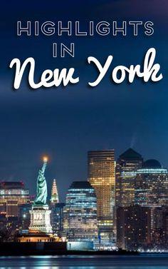 New Yorks Sehenswrdigkeiten sind mehr als nur Freiheitsstatue, Empire State Building und Central Park. Klar, die kennt vermutlich jeder. Da erzhle ich euch nichts Neues! Doch es gibt viel mehr Attraktionen und Orte in New York, die einen Besuch wert si