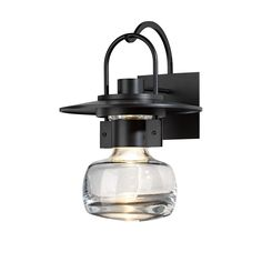 Mason Large Outdoor Sconce | Hubbardton Forge