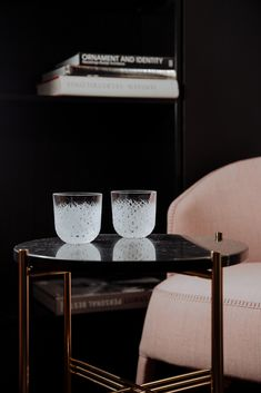 Pink collection   Handmade crystal glass. Hand-cutted. Designed by Rony Plesl. Rückl Contemporary. Unique Colors, Grass, Pink, Contemporary, Crystals, Tableware, Interior, Handmade, Collection