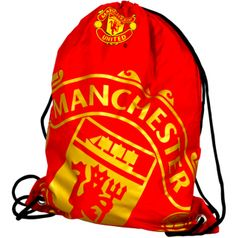 MANCHESTER UNITED GYM BAG Manchester United Official Merchandise Available at www.itsmatchday.com