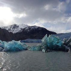 #Kayaking among icebergs