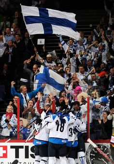 Finnish National Ice Hockey Team