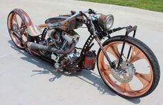 (Steampunk Rat Bike)