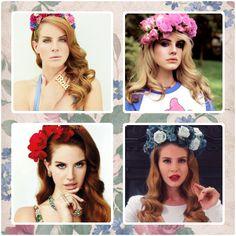 Easy Flower Crown Headband DIY Tutorial Inspired By Lana Del Rey - not so obnoxious