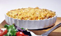 Healthy GF baked 'mac and cheese'- 2 ways!