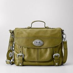 Fossil Maddox Small Work Bag. I need this. Perfection.
