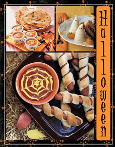 39 Halloween Themed Dinners-Get All The Recipes!