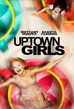 "Brittany Marphy & Dakota Funning ""Uptown Girls"" 2003"