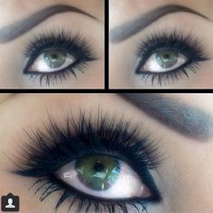 """""""Pixie Luxe"""" lashes"""