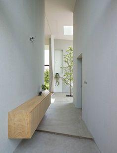 décoration-minimaliste-3 L'entrée