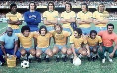 #Brazil (1974):  #ZéMaria #Leão #MarinhoPeres #Piazza #Carbone #MarinhoChagas;  #Jairzinho #PauloCésarCarpegiani #Leivinha #Rivelino #Edu