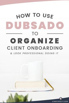 How to use Dubsado for Business - a Quickstart guide. If you are an entrepreneur looking for the best way to keep yourself and your clients totally organized during their projects, theres honestly no better way to do it than through the use of Dubsado, a Business Management, Management Tips, Project Management, Online Entrepreneur, Business Entrepreneur, Business Advice, Online Business, Business Education, Asana