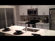 """Sonoma at Sage Hill - """"The Arrival"""" Show Home Walk Through Sage, Small Spaces, Kitchen Cabinets, Vibrant, Design Inspiration, Home Decor, Decoration Home, Salvia, Room Decor"""