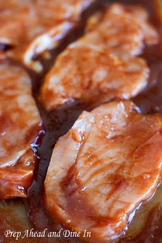 PrepAhead and Dine In: Baked Asian Style Pork Chops