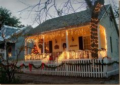 Christmas lights for the average American home.