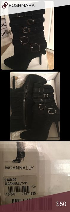 ALDO BOOTS Style: Mcannally (Buckles) Aldo Shoes Ankle Boots & Booties
