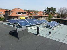 Den Haag, 10x Yingli 250Wp (2500Wp) met micro omvormers