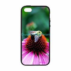 "iPhone case with image from my photo gallery, ""Sweet Summer Nectar"""