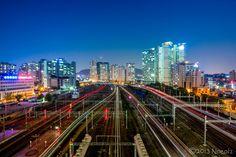 #Yongsan station in #Seoul, #South #Korea, #Asia, #Travel