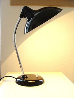 Bauhaus, Christian Dell, desk lamp