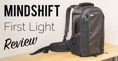 Stock Notice: These packs are in-stock right now if you order directly from MindShift. I expect them to be popular, so if you want one, don't dawdle. Nowhere else has stock just yet. Photo Backpack, Photography Reviews, Backpack Reviews, Adventure Photos, Photo Accessories, One Light, Camera Lens, Backpacks, Popular