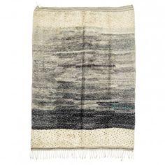 "Casablanca Moroccan Wool Rug - 10'2""x14'1"""