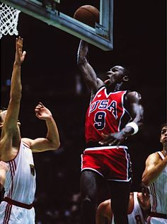Michael Jordan s 1984 Olympic jersey hits new auction heights Michael Jordan  Team e9c5ba2434