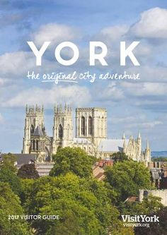 York Visitor Guide 2017  2017 is an exciting year to visit York - the original city adventure. Indulge in some of the UK's top attractions including York Art Gallery, winner of the 'Family Friendly Museum Award 2016' and now a nominee for the European Museum of the Year or, from April, discover the new-look JORVIK Viking Centre, following its £1.5 million upgrade.