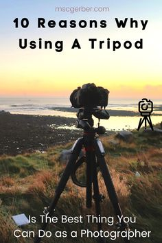 10 Reasons Why Using a Tripod Is the Best Thing You Can Do as a Photographer ⋆ mscgerber Landscape Photography Tips, Photography Basics, Photography Tips For Beginners, Travel Photography, Travel Pictures, Travel Photos, Travel Tips, Budget Travel, Travel Destinations