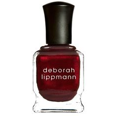 Deborah Lippmann Glitter Nail Color ($20) ❤ liked on Polyvore featuring beauty products, nail care, nail polish, nails, galaxy nail polish, deborah lippmann, deborah lippmann nail polish, i love nail polish and deborah lippmann nail color