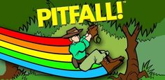 Activision's Re-Envisioned Pitfall! Swings Into The Play Store Super Nintendo, Sao Game, Playstation, Dream Cast, Master System, Mundo Dos Games, Nostalgia, Old Games, Game App