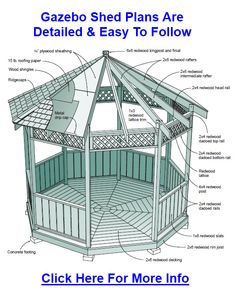 73 best Storage Shed Plans images on Pinterest | Garden storage shed ...