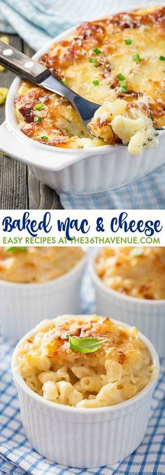 Baked Macaroni and C