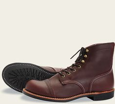 iron ranger in oxblood mesa | redwing heritage