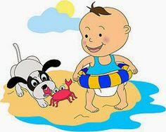 Mamá de Alta Demanda: Fin de semana en la playa