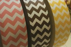 New chevron paper ribbon from paperjacks on etsy!