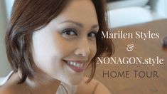 Interior stylist Marilen Styles gives an all access tour of her Hong Kong apartment. Modern Filipino Interior, Modern Filipino House, Interior Stylist, Apartment Interior, Philippines House Design, Philippine Houses, Tropical Houses, Traditional Decor, House Tours