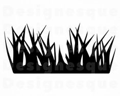Grass Clipart, Grass Vector, Grass Silhouette, Silhouette Vinyl, Wolf Clipart, Tribal Wolf, Cutting Files, Clip Art, Cricut